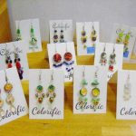 Colorific Ohrringe / Earrings