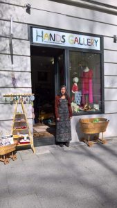Hands Gallery Munich - hand crafted gifts, fashion and home accessories
