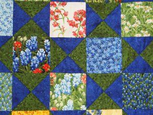 Patchwork und Quilts