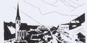 Michael Ried Vernissage - Durchs wilde Österreich