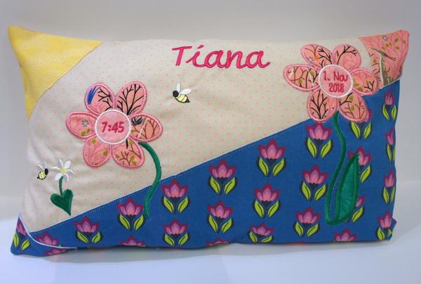 Geburtskissen für Tiana