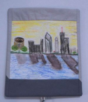 Chicago in Textil
