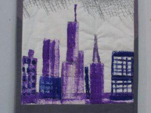 Chicago in Textil II