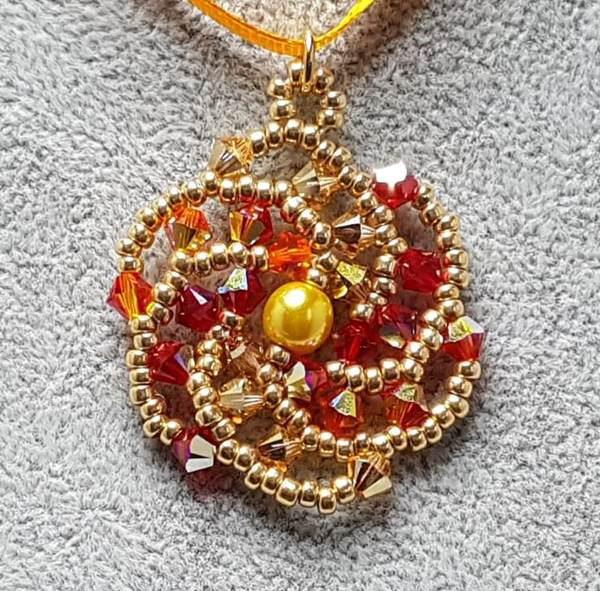 Ohrringe mit Perlen zum Selbermachen