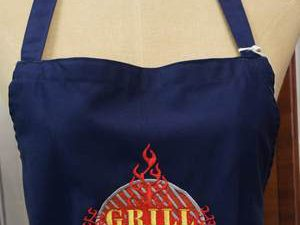 Grill Master Schürze