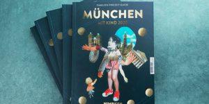 München mit Kind