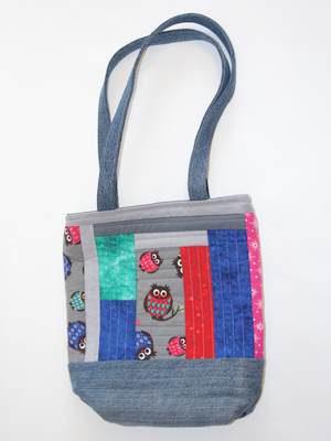Gequiltete Handtasche V