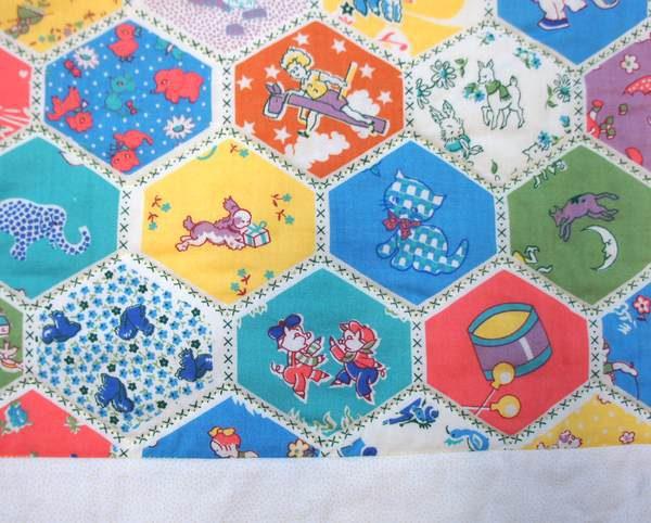 Hexagon-Muster