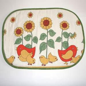 Tischset - Hühnerparadies