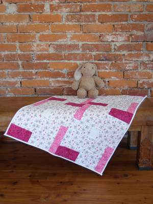Some Bunny Loves Me Quilt